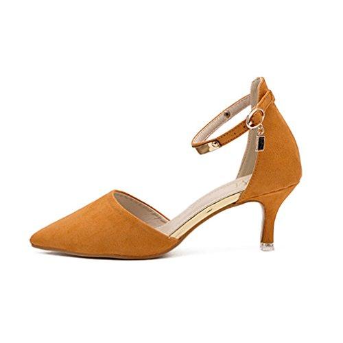 XTIAN - Sandali Donna Orange