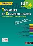 Techniques de commercialisation IUT semestre 4 : Toutes les matières