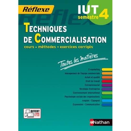 Techniques de Commercialisation - S4 - Toutes les matières