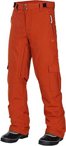 Rehall Herren Skihose / Snowboardhose 'Rider' rot (500) XL