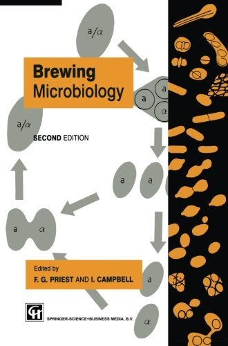 Brewing Microbiology by F. G. Priest (2013-10-04) par F. G. Priest