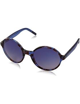 Tommy Hilfiger Für Frau 1187 Blue Havana / Light Blue / Blue Gradient Grey Kunststoffgestell Sonnenbrillen