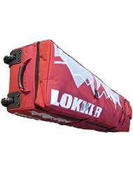Twin Deck LOKKER Team Wheelie Snowboard Bag