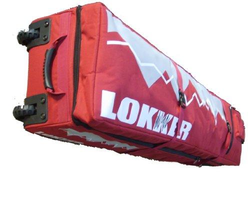 LOKKER travel Team Snowboard-Tasche mit Rollen