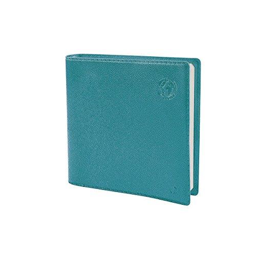 Quo Vadis Equology Executif recyceltem Terminkalender Wochenansicht Jahr 201816x 16cm blau (Terminkalender Recycelt)