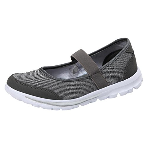 Schuhe Damen Sneaker Flache Stiefel Freizeit Outdoor Atmungsaktiv Licht DOLDOA