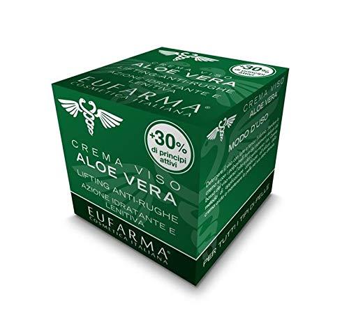 Eufarma Crema Viso 50ml Aloe Vera