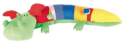 sigikid, Mädchen und Jungen, Aktiv-Spielkissen KliKlaKlecks Drache, Play-Q, Mehrfarbig, 40034 - Kleinkind-mädchen-wand-spiegel