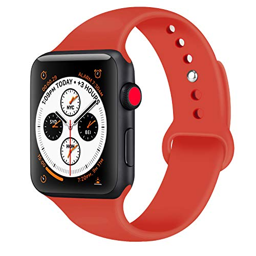Amzpas Correa Compatible Apple Watch Correa 38mm 42mm