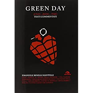 Green Day. Uno! Dos! Tré! Testi commentati