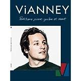 Vianney - Partitions Album Eponyme - Piano Chant Guitare