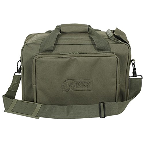 VOODOO TACTICAL 15-7871004000 Two in One Full Size Range Tasche, Schwarz