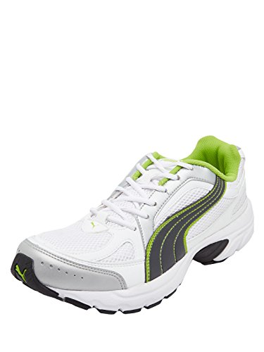 Puma Men's Ceylon II Ind. White Running Shoes – 10UK/India (44.5EU) 41bCBmB2A 2BL