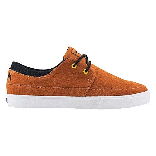 Fallen Roach Skate Shoes black / tie dye / noir Taille braun/h