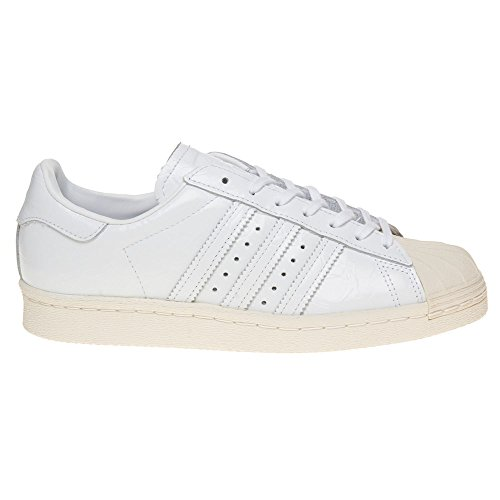 Adidas Schuhe Superstar 80s Damen White