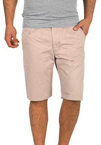 Herren-baumwoll-arbeit Jean (Blend Sasuke Chino Shorts Bermuda Kurze Hose Aus 100% Baumwolle Regular Fit, Größe:L, Farbe:Cameo Rose (73835))