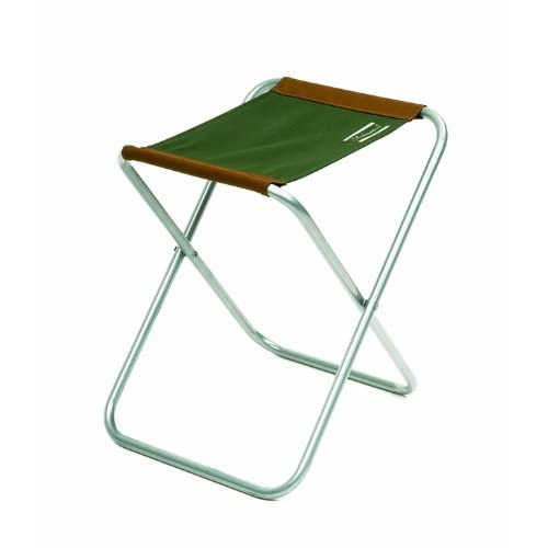 41bCEWoXV L. SS500  - Shakespeare Folding Stool - Brown/Green