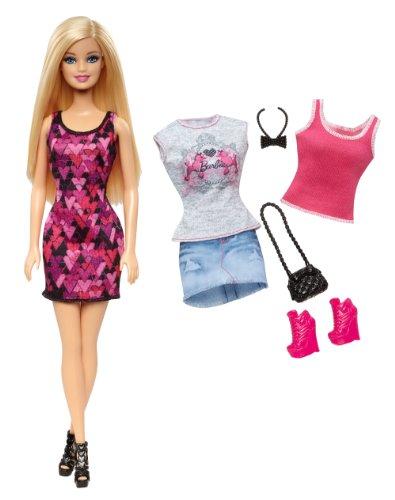 Mattel CDM10 - Barbie und Mode (Bis Thema Kleid Zum Sport)