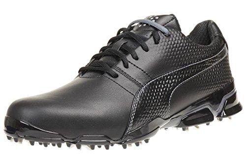 Puma Titantour Ignite Men Golfschuhe Golf leather 188656 06 black, pointure:eur 39