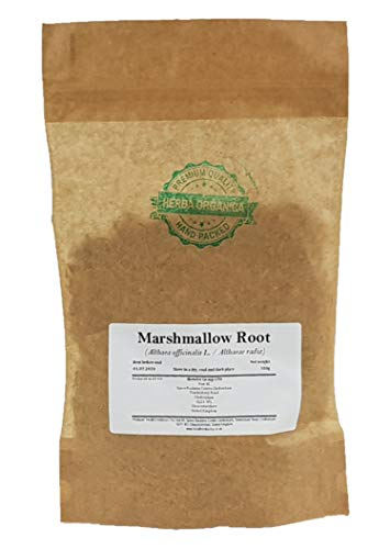Echter Eibisch Wurzel/Althea Officinalis L/Marshmallow Root # Herba Organica # Althee, Alter Thee (100g) -