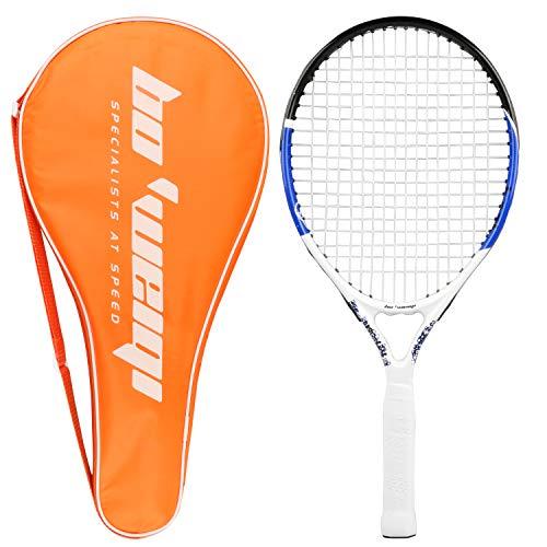 Raqueta de tenis junior, bastidor de aluminio