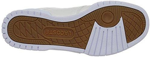 Lacoste Herren Indiana 416 1 C Sneaker Weiß (Wht)