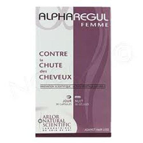 Arlor Alpharegul Femme 60 Capsules