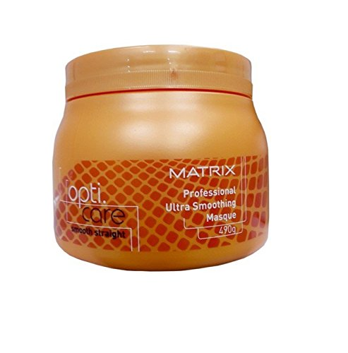 Matrix Opti Care Intense Smooth and Straight Hair Mask(490 g)