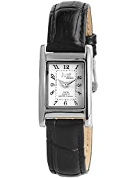 Just Watches Damen-Armbanduhr Analog Quarz Leder 48-S9229WH