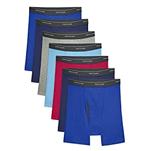 41bCIxYvtgL. SS300  - Fruit of the Loom Coolzone - Calzoncillos para hombre (colores surtidos) -  Multi -  Medium