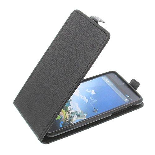 foto-kontor Tasche für Kazam Trooper 2 5.0 Flipstyle Silikon Inlay Schutz Hülle schwarz