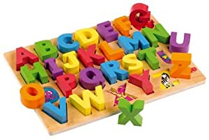 Branching Out ABC Wooden Alphabet Set
