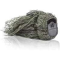Accessories for Arlo Smart Security – Caméras 100% Sans-fil parWasserstein (Peau Ghillie - 1 Pack, Ghillie)
