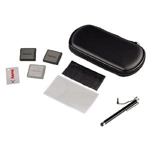 Hama Starter-Set 8in1 für PS Vita, Vita Slim (2000er Serie) schwarz