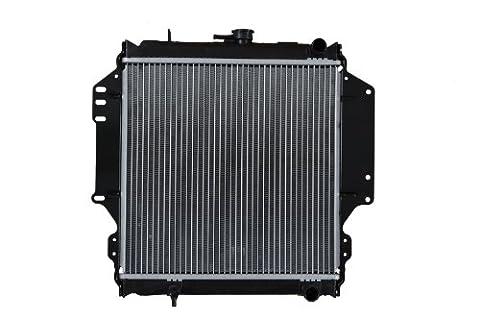 NRF 513161 Radiateur, refroidissement du moteur