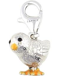 Esprit Damen-Charm 925 Sterling Silber rhodiniert ESCH91522A000