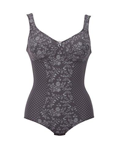 Anita Comfort Damen Formender Body Komfort-korselett Nice Grey