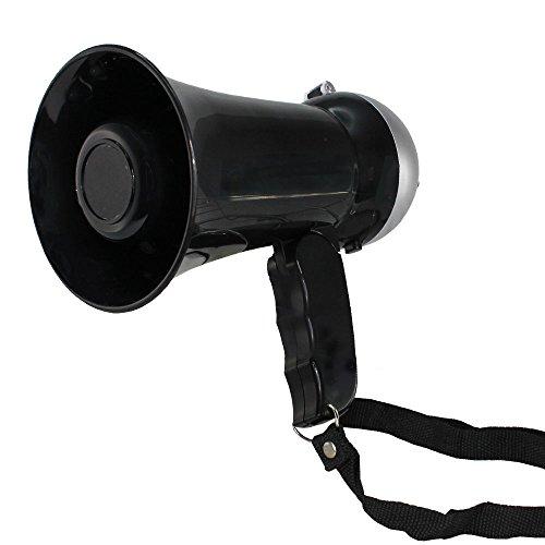 Minimegafon - 10 W – Lautsprecher und Sirene