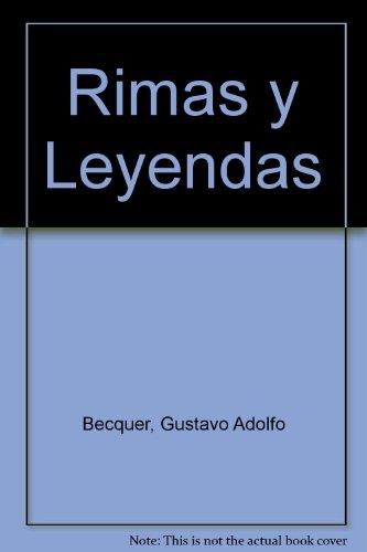 Rimas y Leyendas por Gustavo Adolfo Becquer