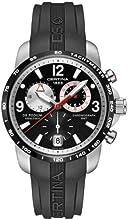Comprar Certina C001.639.27.057.00 - Reloj para hombres, correa de goma color negro