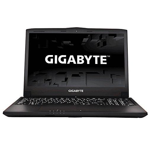 Gigabyte P55WV7-DE022T 39,62 cm (15,6 Zoll) Gaming Laptop Notebook (Intel Core i7-7700HQ, 16GB RAM, NVIDIA GeForce GTX 1060, Win 10) mehrfarbig