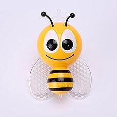 Idea Regalo - WINOMO Luci notturne dell'ape Design luce-Controll muro notturna per bebè e bambini piccoli