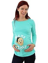 Verkauft von Mamimode - Camiseta de manga larga - para mujer