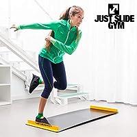 Apolyne IG112358 Tabla Deslizante con con la posibilidad de acceder en línea vídeo de entrenamiento fitness