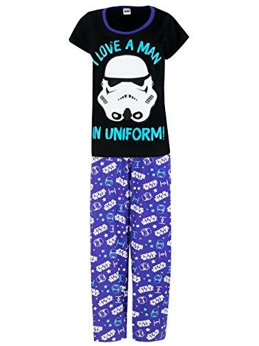 Star Wars - Pijama para Mujer - Stromtrooper