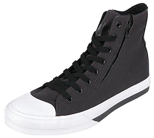 Black Premium by EMP Zip Sneaker Scarpe sportive grigio EU47