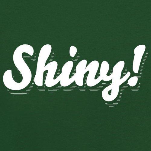 Shiny! Serenity - Herren T-Shirt - 13 Farben Flaschengrün