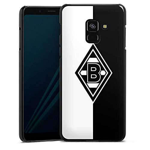 DeinDesign Hülle kompatibel mit Samsung Galaxy A8 Duos 2018 Handyhülle Case Borussia Mönchengladbach Gladbach Offizielles Lizenzprodukt