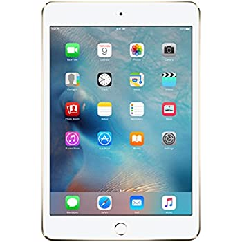 Apple iPad mini 4 128GB Oro - Tablet (Apple, A8, M8, Flash, 2048 x 1536 Pixeles, IPS)