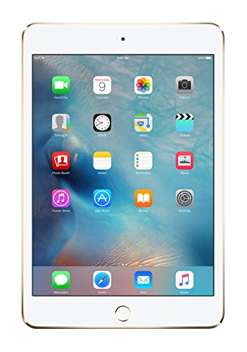 Apple iPad mini 4 128GB Gold tablet - Tablets (20.1 cm (7.9